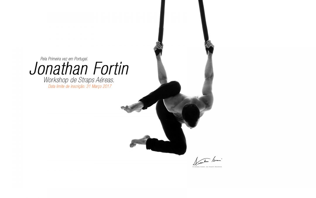 Workshop Straps jonathan fortin